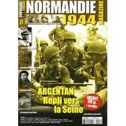 Normandie 1944 n° 8 - Argentan, repli vers la Seine