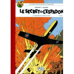 Le Secret de l'Espadon (tome 1) - Bande Dessinée Edgar P. Jacobs