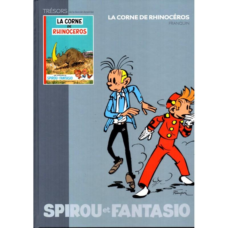 La Corne de Rhinocéros (Spirou et Fantasio) - Bande Dessinée de Franquin