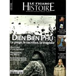Figaro Histoire n° 11 - Dien Bien Phu, le piège, le sacrifice, la tragédie