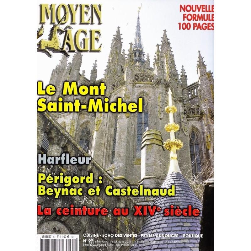 Moyen Age n° 97 - Le Mont Saint Michel