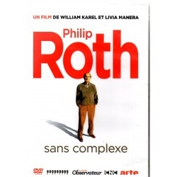 Philip Roth sans complexe  (un film de William Karel et Livia Manera) - DVD Zone 2