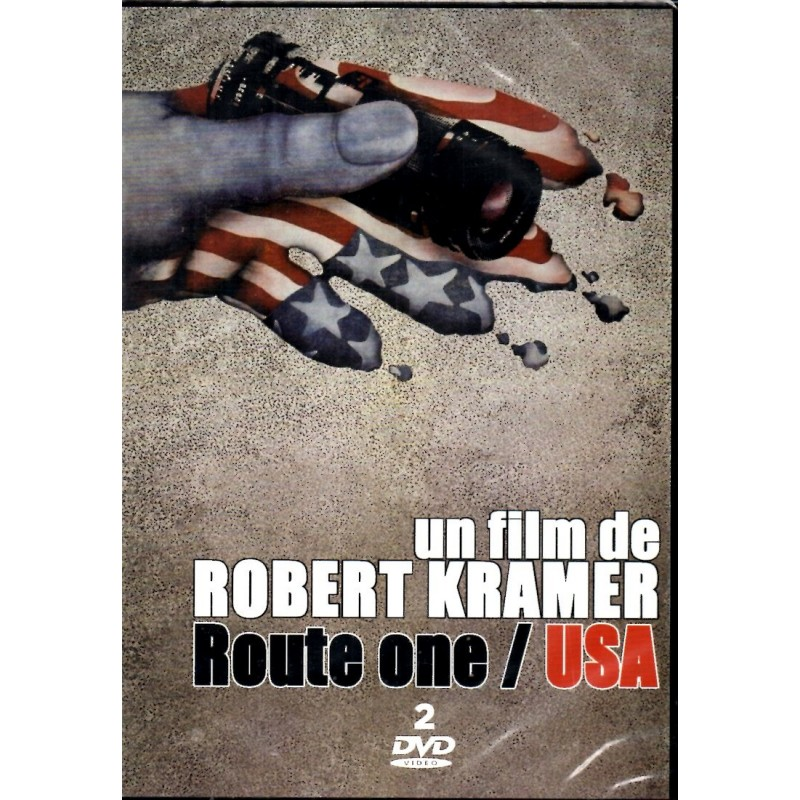 Route One / USA (un film de Robert Kramer) - DVD Zone 2