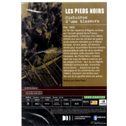 Les Pieds Noirs, Histoire d'une blessure (un film de Gilles Perez) - DVD Zone 2
