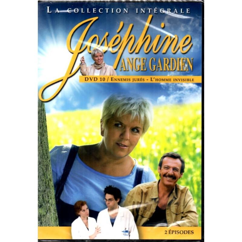 Joséphine Ange Gardien : Ennemis jurés & l'homme invisible - DVD Zone 2