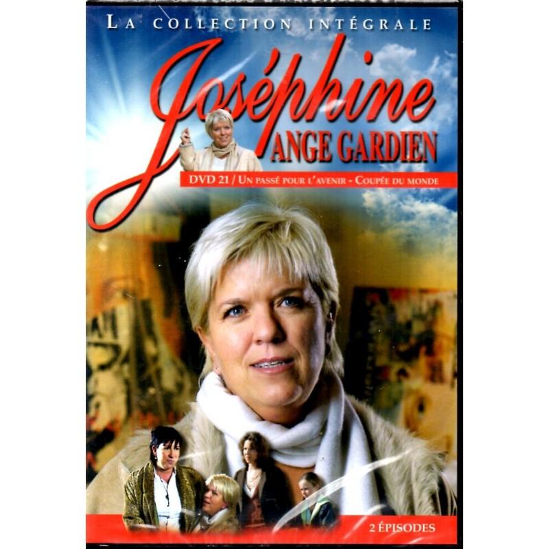 Joséphine Ange Gardien : Un passé pour l'avenir & Coupée du Monde - DVD Zone 2