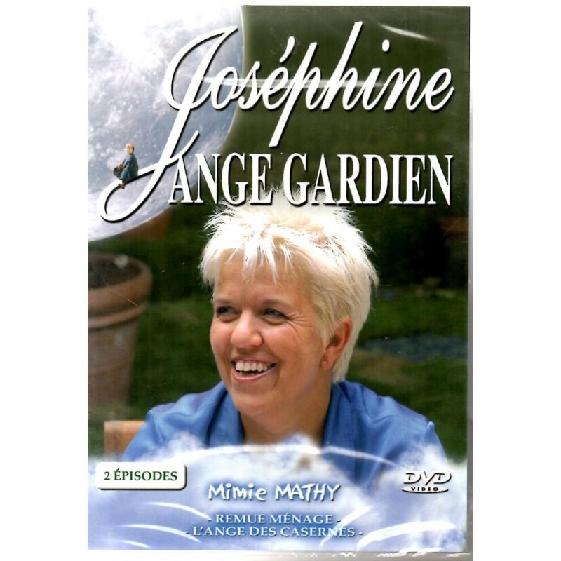 Joséphine Ange Gardien : Remue Ménage & L'Ange des Casernes - DVD Zone 2