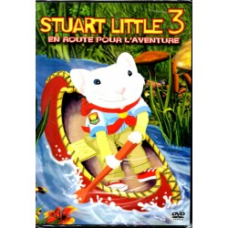 Stuart Little 3, en route pour l'aventure - DVD Zone 2