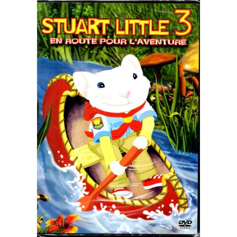 Stuart Little 3, en route pour l'aventure - DVD Zone 2