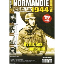 Normandie 1944 n° 7 - By Air, Sea and Land, (par Air, Mer et Terre)