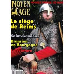 Moyen Age n° 96 - Le siège de Reims - Saint-Gaudens