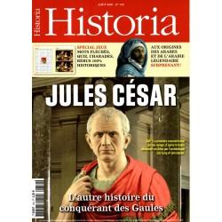 Historia n° 752 - Jules César, l'autre histoire du conquérant des Gaules