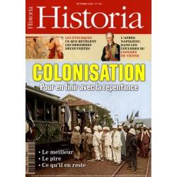 Historia n° 754 - Colonisation, pour en finir avec la repentance