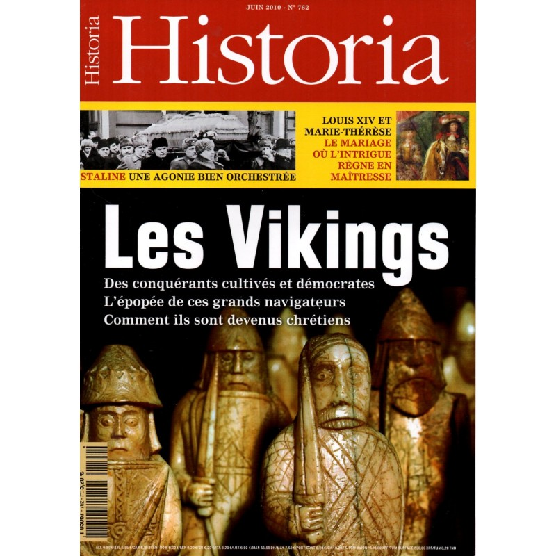 Historia n° 762 - Les Vikings
