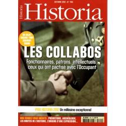 Historia n° 790 - Les Collabos - Fonctionnaires, patrons, intellectuels, ceux qui ont pactisé avec l'occupant