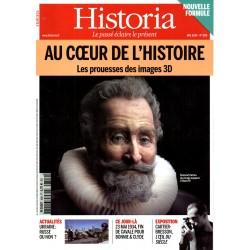 Historia n° 809 - Au Cœur de l'Histoire, les prouesses des images 3D