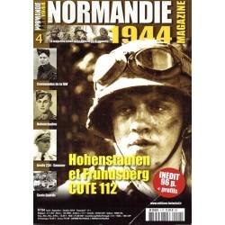Normandie 1944 n° 4 - Hohenstaufen et Frundsberg COTE 112