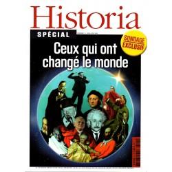 Historia Spécial n° 11- Ceux qui ont changé le monde