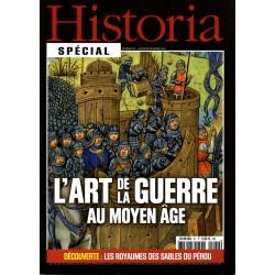 Historia Spécial n° 21 - L'Art de la Guerre au Moyen Age