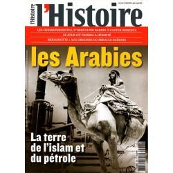 L'Histoire n° 354 - Les Arabies - La terre de l'islam et du pétrole