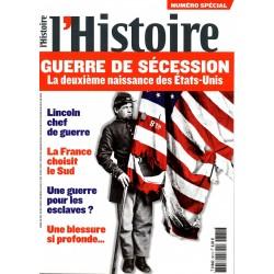 L'Histoire n° 361S (numéro spécial) - Guerre de Sécession, la deuxième naissance des États-Unis