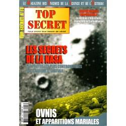 Top Secret n° 18 - Les Secrets de la NASA, les photos controversées de la conquête spatiale
