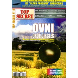 "Top Secret n° 16 - Ovni au-dessus des Crop Circles - les ""black program"" américains"
