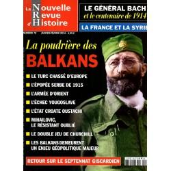 NRH n° 70 - La poudrière des Balkans