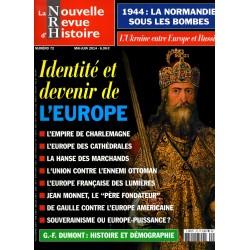 NRH n° 72 - Identité et devenir de l'Europe