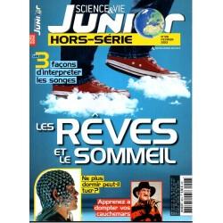 Science & Vie Junior (hors série) n° 98H - Les rêves et le sommeil