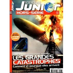 Science & Vie Junior (hors série) n° 93H - Les grandes catastrophes