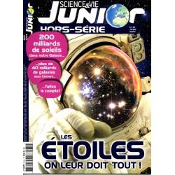 Science & Vie Junior (hors série) n° 81H - Les Etoiles on leur doit tout !