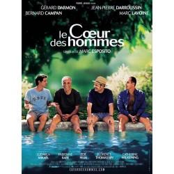 Le Coeur des hommes (un film de Marc Esposito) - DVD Zone 2