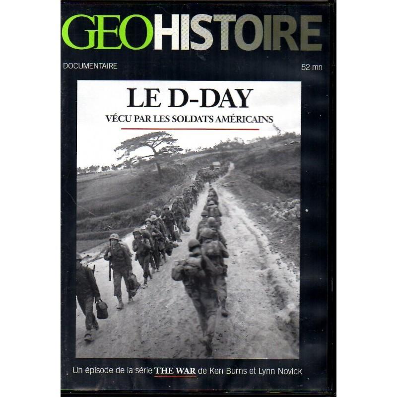 Le D-Day vécu par les soldats américains - DVD Zone 2