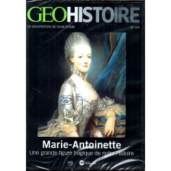 Marie-Antoinette, une grande figure tragique de l'histoire (David Grubin)  - DVD Zone 2