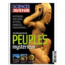 Sciences et Avenir (hors série) n° 163 H - A la découverte de peuples mystérieux