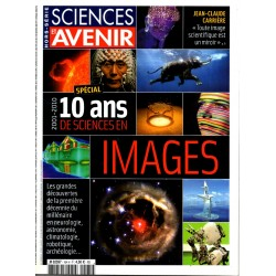 Sciences et Avenir (hors série) n° 164 H - 100 ans de sciences en images