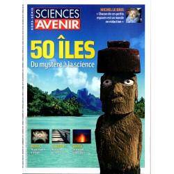 Sciences et Avenir (hors série) n° 171 H - 50 îles : du mystère à la science