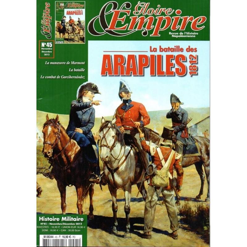 Gloire & Empire n° 45 - La Bataille des Arapiles 1812