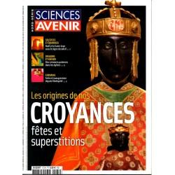 Sciences et Avenir (hors série) n° 173 H - Les origines de nos croyances : Fêtes et superstitions