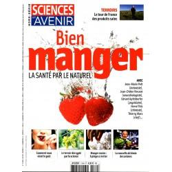 Sciences et Avenir (hors série) n° 174 H - Bien manger : la santé par le naturel
