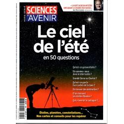 Sciences et Avenir (hors série) n° 186 H - Le ciel de l'été en 50 questions