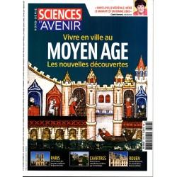 Sciences et Avenir (hors série) n° 187 H - Vivre en Ville au Moyen-âge