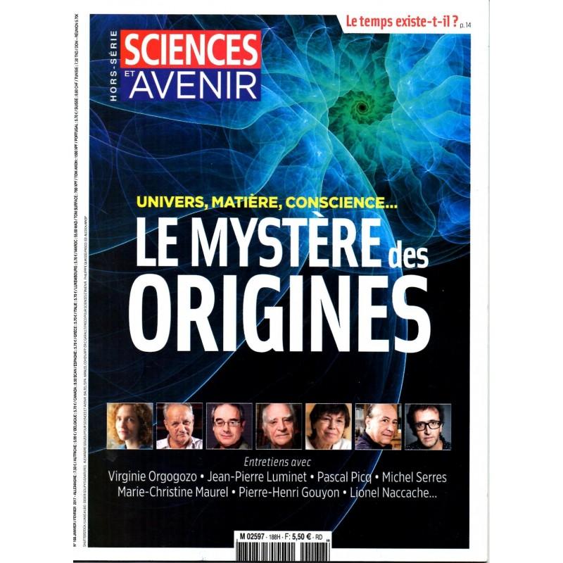 Sciences et Avenir (hors série) n° 188 H - Le Mystère des Origines