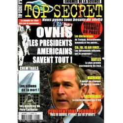 Top Secret n° 5 - OVNIS, les présidents américains savent tout !