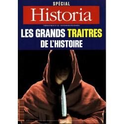 Historia Thématique n° 122 - Les grands Traitres de l'Histoire