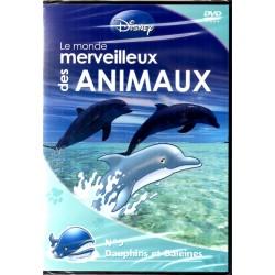 Le Monde merveilleux des Animaux n° 5 - Dauphins et Baleines - DVD Zone 2