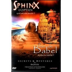 Sphinx, Tour de Babel, entre mythe et réalité (Secrets et Mystères du monde) - DVD Zone 2