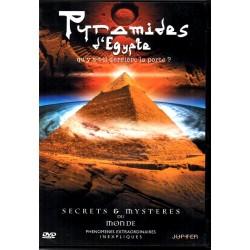 Pyramides d'Egypte : qu'y a-t-il derrière la porte ? (Secrets et Mystères du monde) - DVD Zone 2