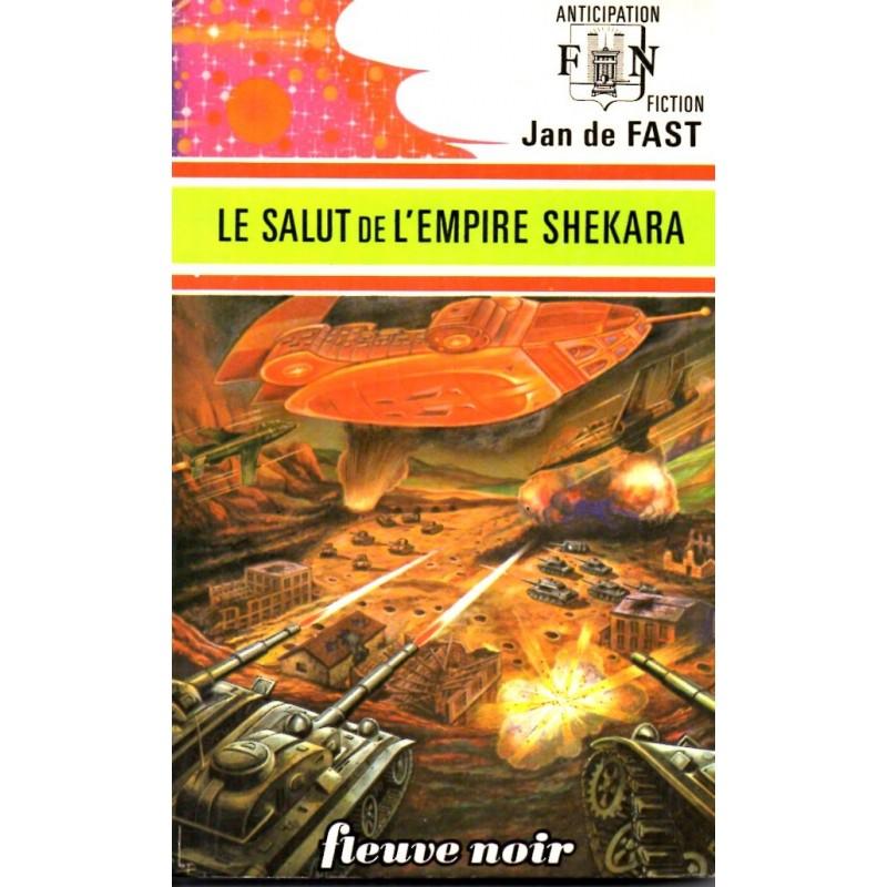 Le salut de l'Empire Shekara - Jan de Fast (Science Fiction)